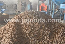Bearing steel grit raw material