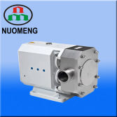 Sanitary Stainless Steel Water-Cooled Mechanical Seal Lobe Pump