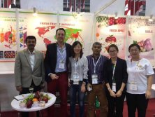 2017 Asia fruit logistica
