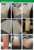 Wooden Veneer Door Skin wWth Custom-desiged