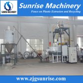 PVC High Speed Mixer with Vacuum Feeder