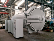To America: 2850X6000mm Composite Autoclave to ASC in USA in 2017