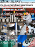 inspection hose crimping machine