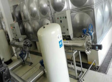 200 ton per hour automatic self-cleaning UV sterilizer for municipal water supply