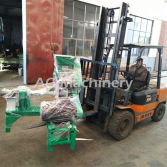 100kg/h Floating Fish Feed Production Line