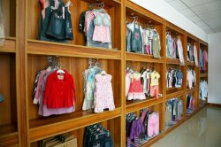Baby/Children Garments SampleRoom - 2