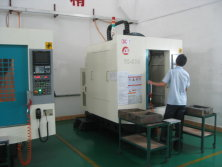 Lituo new CNC center