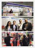 Paishun Team at China International Hardware Show 2017