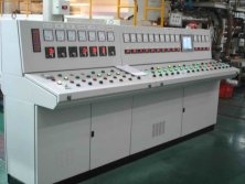 Control Panel of Coating Machine
