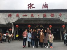Paishun Staff at Song Dynasty City