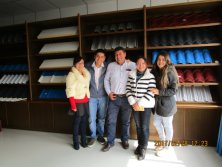 Customers from Peru