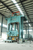 3000 ton molding machine