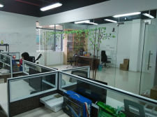 Queenswing sales department office