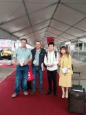 Customers from Canton Fair