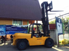Forklift in South East Asia