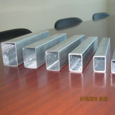 Galvanized Square Pipe/Hot DIP Galvanized Pipe/Tube/Gas Tube/Water Tube