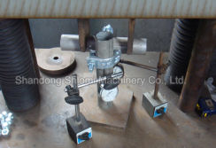 Scaffolding Coupler Test