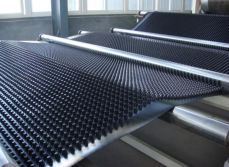 HDPE dimple drainage board production line