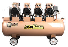 4X1400W 120L high speed air compressor