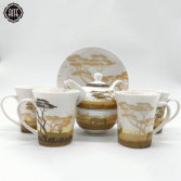 Coffee tea set