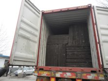 Film Faced Plywood Loose package Loading