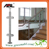 Stainless Steel Glass Railing Post Sales Promotion