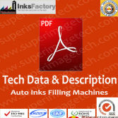 TDS & Description for Auto Inks Filling Machine