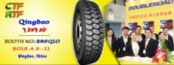 Qingdao Tire Fair	Qingdao, China	Apr.9-11,2016	2#6Q10