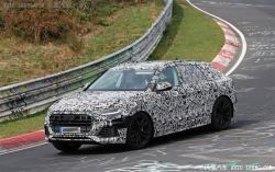 Audi Q8 exposure spy production version available next year