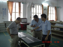 Customer Visit Factory 3