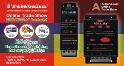 Surge protetive devices live show time on 7th Aug 2020