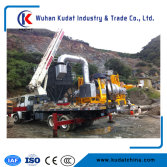 Installation Site For QLB60 Asphalt Mixing Plant