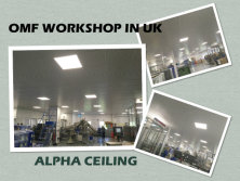 OMF workshop in U.K.