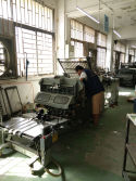 Working Process in the Factory