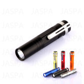1xaa Mini Durable Anodized Aluminum Contruction Flashlight (11-1C0001)