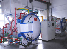 Vacuum Furnace---Chain Production Equipment