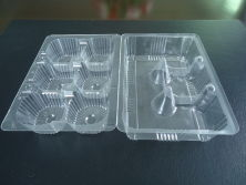 PET egg tray