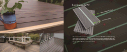 luminous decking