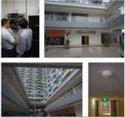 Indonesia Government Apartment Fire Alarm System Project