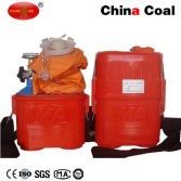 Portable Self-Contained Compressed Oxygen Self Rescuer