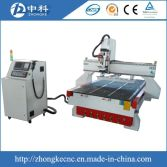 in-line way changing cutters automatically cnc router machine