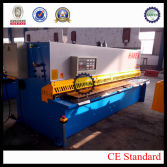 QC12Y-6x3200 hydraulic swing beam shearing machine