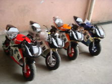 49cc pocket bike