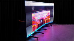 mobile large led video wall to rent
