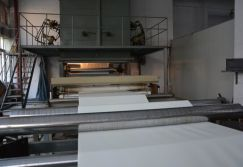 Foam production
