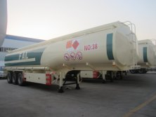 80 units fuel trailer exported to Angla
