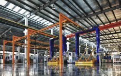 Switchgear Production Line