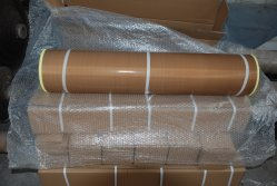 Packing of PTFE coated fiberglass adhesive tape
