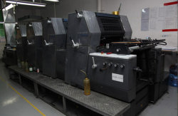 4 color Heidelberg offset printing machine