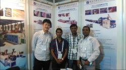Exhibition in India 2015